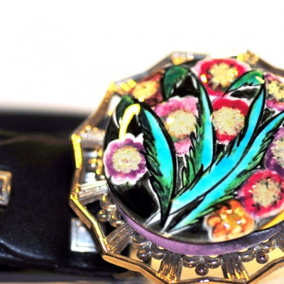 ÇİÇEK-DESENLİ-KEMER-FLOWER-DECORATED-BELT